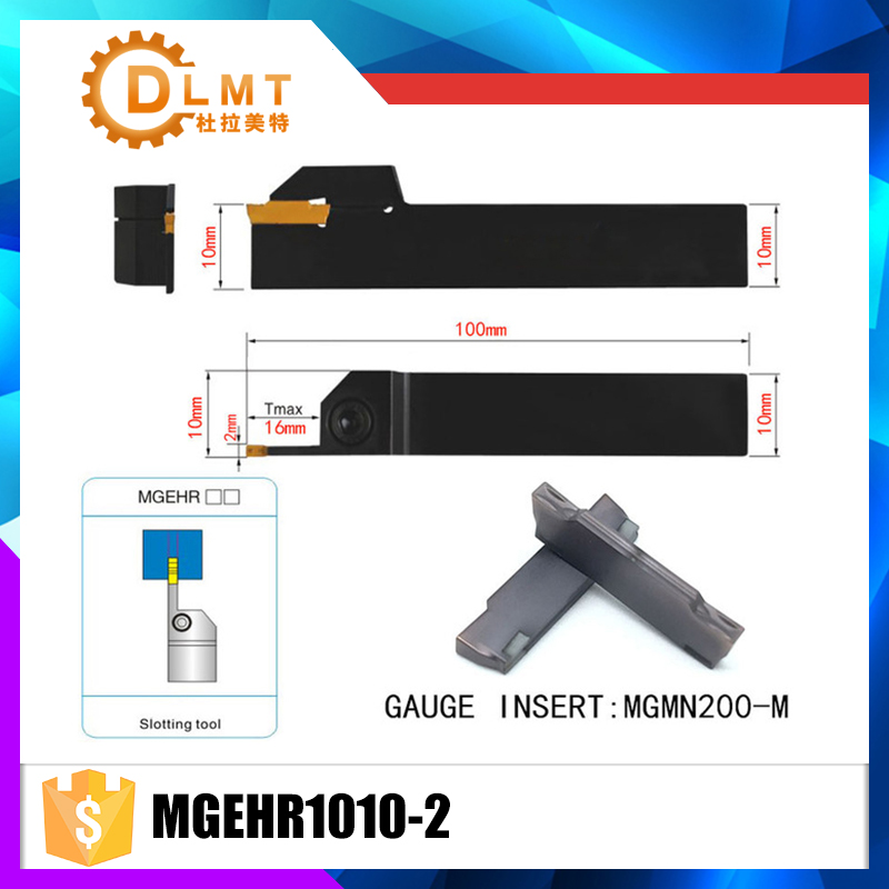 Image 4 - MGEHR1010 MGEHR1212 MGEHR1616 MGEHR2020 1.5 2 2.5 3 4 5 Grooving arborTool Holder Boring Bar cnc tool external turning tool-in Tool Holder from Tools