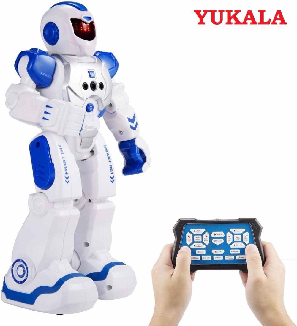 Remote Control Intelligent Robot Gesture Sensing Programming Charging Children Dancing   Robot Fighting Defentor Boys Gift Toys remote sensing and gis application in flash hazard studies