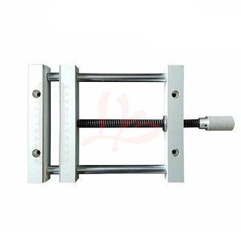 Aluminium alloy Flat tongs Vice Milling Machine Bench drill Vise Fixture