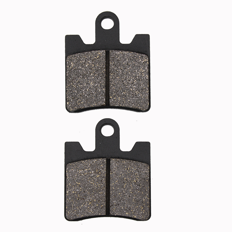 Cyleto Motorcycle Front Brake Pads for DAELIM B-Bone 125 2009-2013 S1 125 2007-2013 S3 125 2010-2013 SL 125 Otello 2007-2009