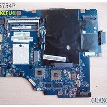 KEFU NAWE6 LA-5754P REV: 1,0 материнская плата для ноутбука lenovo G565 Z565 полностью протестирована