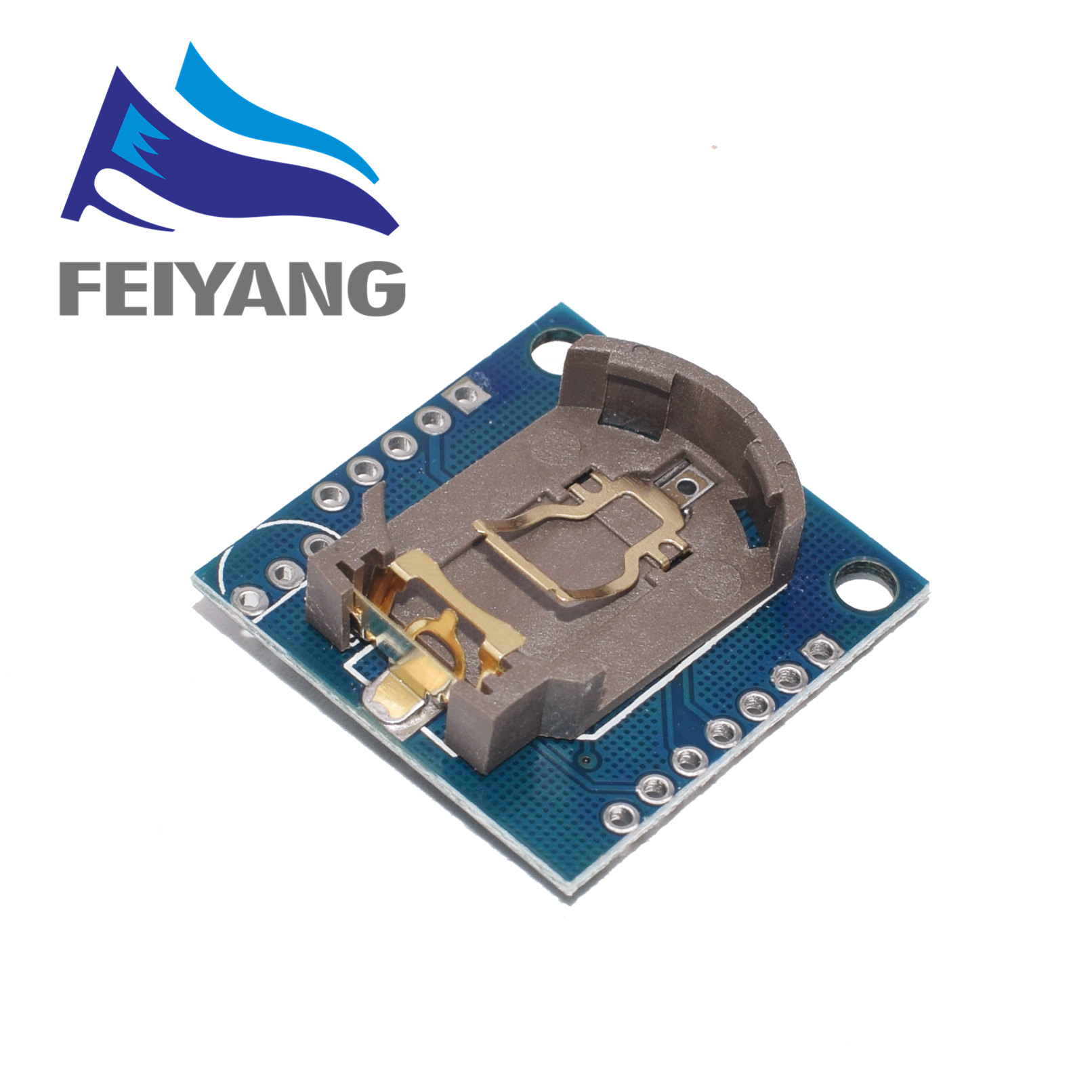 Image 4 - 100PCS New Arrival AT24C32 Real Time Clock RTC I2C DS1307 Module for AVR ARM PIC 51 ARM Promotion-in Integrated Circuits from Electronic Components & Supplies
