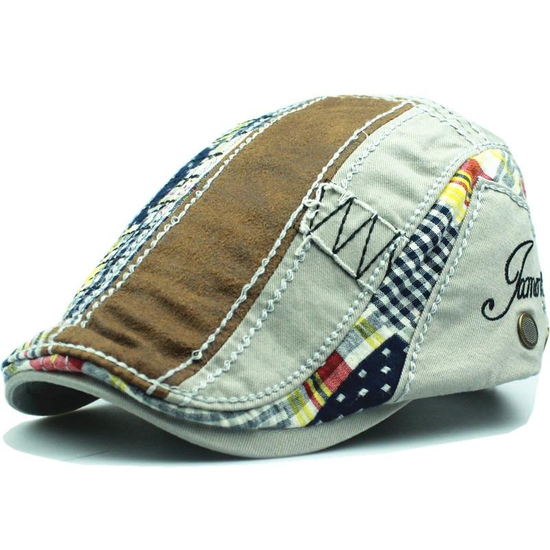 Xthree Fashion Beret hat casquette cap Sombreros de algodón para - Accesorios para la ropa - foto 5