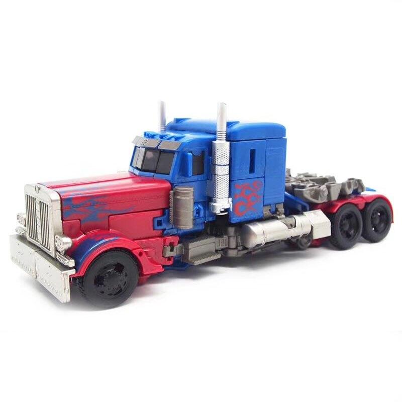 20 cm modèle Transformation Robot voiture Action jouets en plastique jouets Action Figure jouets pour l'éducation enfants meilleur cadeau - 6