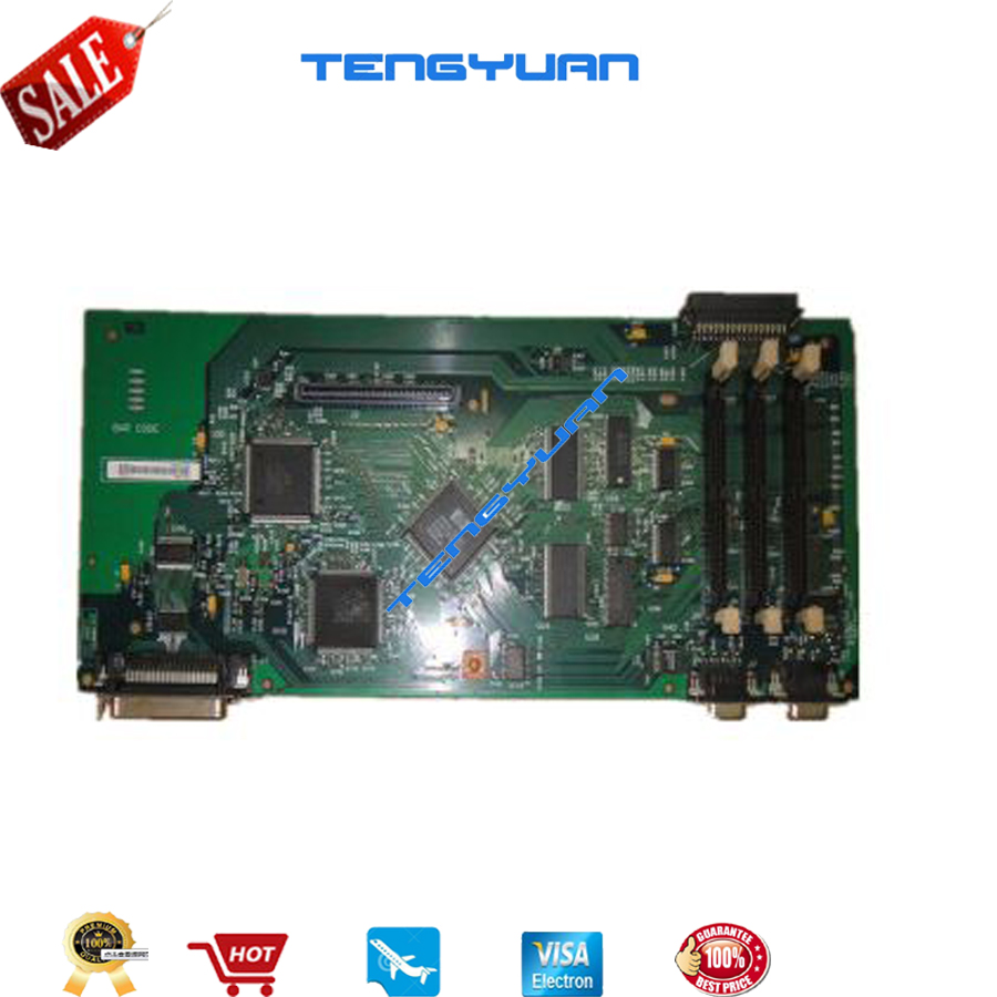 Free shipping 100% tested formatter board for HP5000 C3974-60001 printer partson sale used 100% tested ut38e
