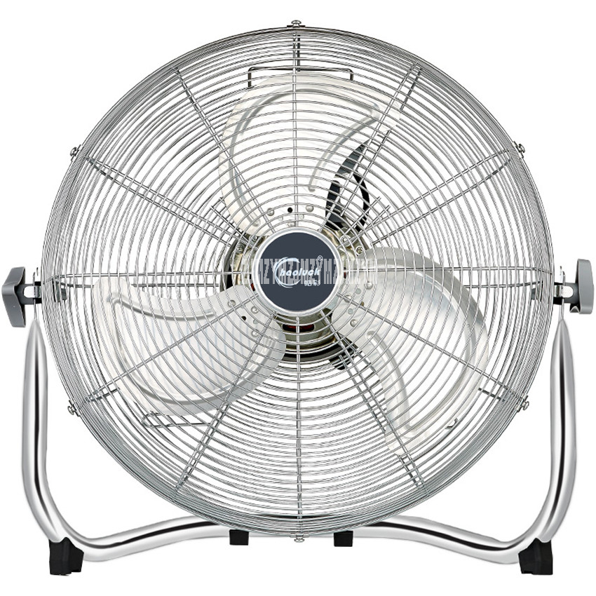 FE-30A 220V  Powerful fan floor 3 file home  fan desktop lying on the floor to climb the fan high power industrial fan 1300r/min casual women s sandals with flip flops and tie up design