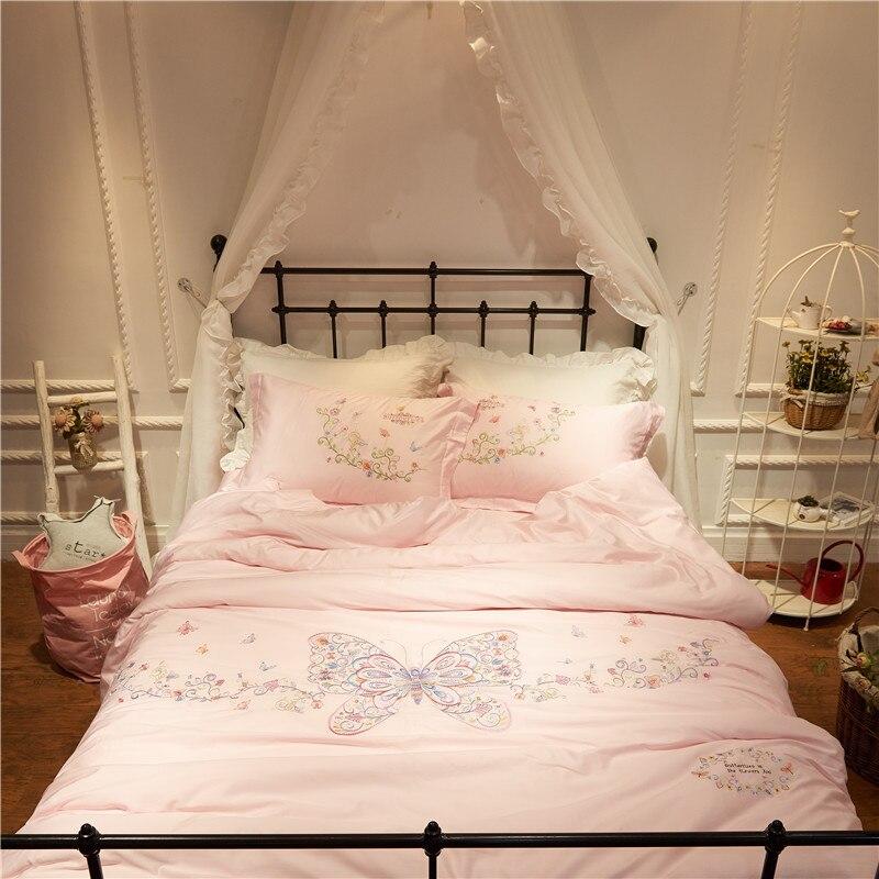 bianco letto matrimoniale-acquista a poco prezzo bianco letto ... - Copripiumino Bianco E Rosa