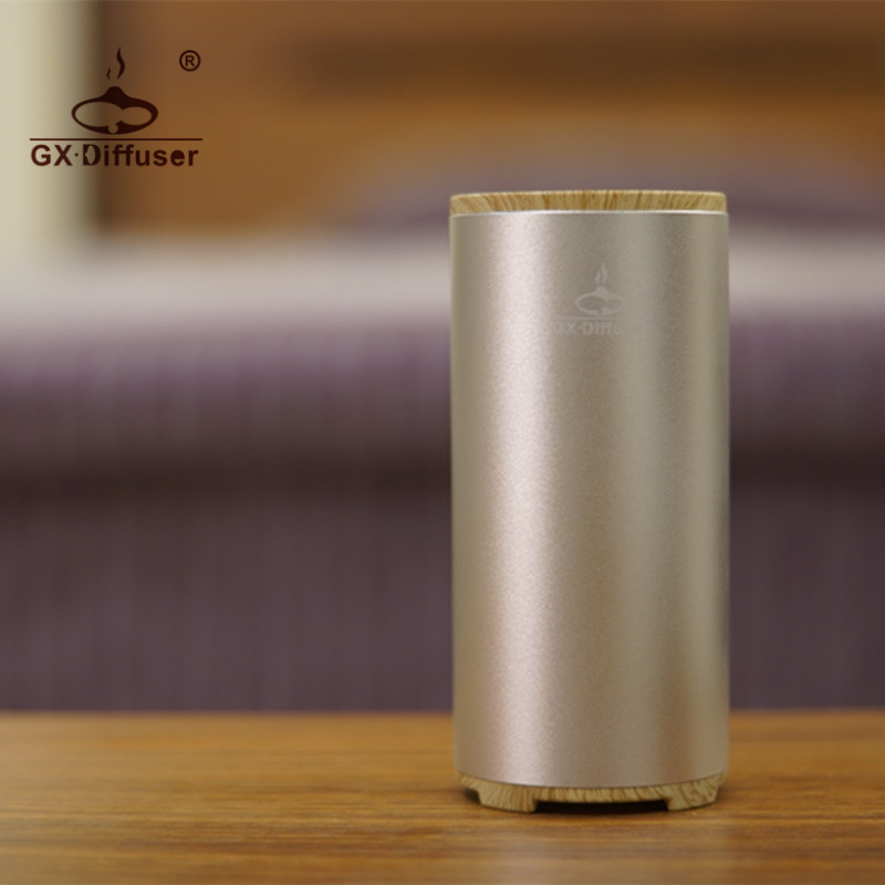 GX Diffuser 2017 Newest Portable Mini Ozone Generator Fresh Ozone Air Purifier Car Home Ionizer USB Battery Ozonizer Air Cleaner in Air Purifiers from Home Appliances