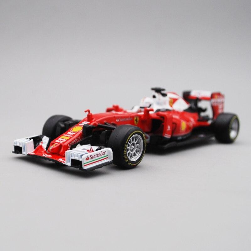 Bimei Gao 1:32 SF16 H simulation F1 racing auto modell Vettel No. 5 2016 ornamente für Ferrari