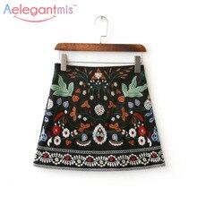 Женская юбка Spring 2017 A-Line Mini