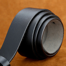 Luxury Classic Men's High Quality Pin Buckle Leather Belt
