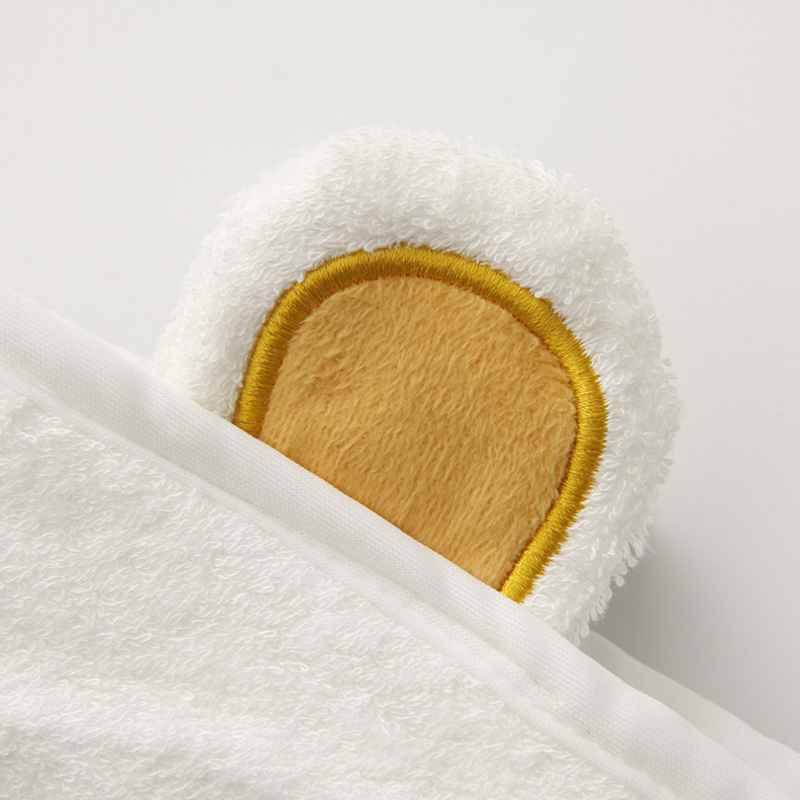 Bamboo Fibre Baby Towels 4