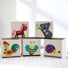 Caja de Almacenamiento para Ropa | Organizador infantil de tela para Juguetes