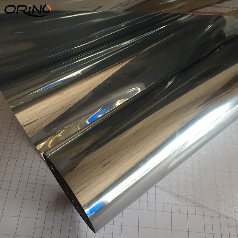 Insulate Car Windows: Silver Insulation Car Window Tint Film Solar Protection