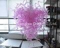 Выполненная на заказ Свадебная декоративная хрустальная люстра из муранского стекла