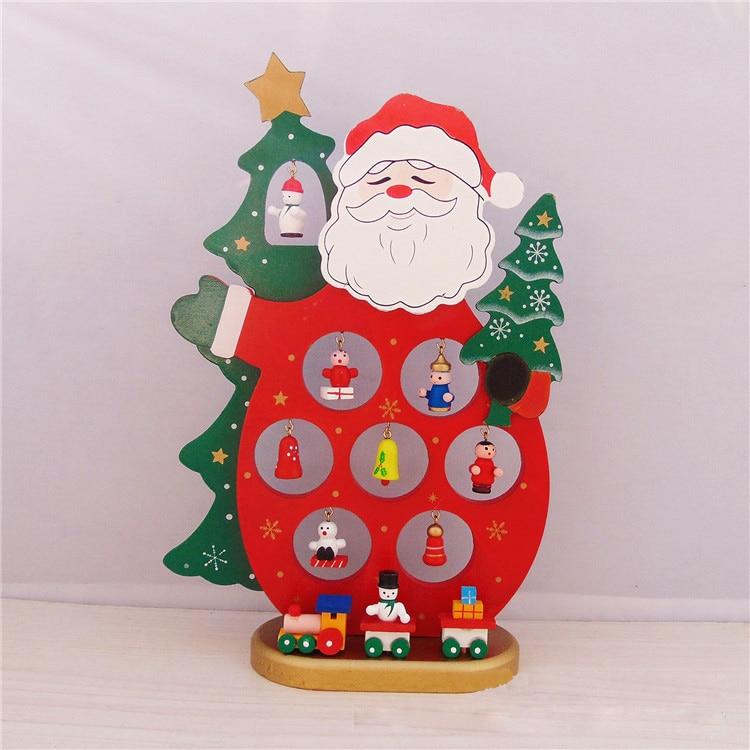 Beautiful Santa Snowman ornaments Christmas decorations of ...