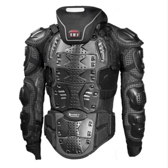 Anti armor coat Fall motorcycle racing neck Guard horse armor protection activities of protection clothing