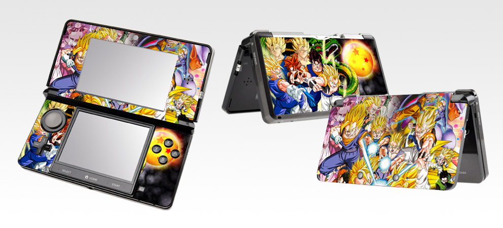 272 Dragon Ball Vinyl Skin Sticker Protector For Nintendo 3DS Skins  Stickers In Stickers From Consumer Electronics On Aliexpress.com | Alibaba  Group