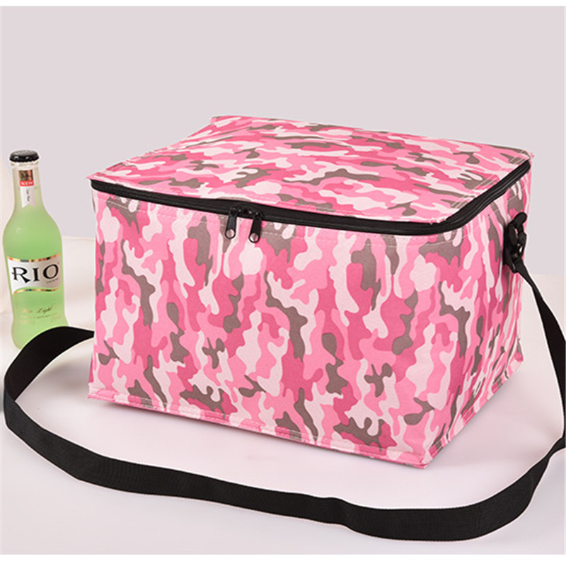 Camping Picnic Bag Outdoor Picnic Backpack Picnic Bag For Men Women Cooler Ice Bag ...
