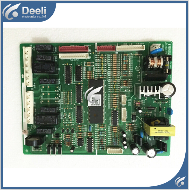 95% new Original good working refrigerator pc board motherboard for RS21J board DA41-00185V/DA41-00388D series on sale 95% new original good working refrigerator pc board motherboard for samsung rs21j board da41 00185v da41 00388d series on sale