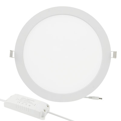 21W  LED Panel Light Surface Mounted Downlight Lighting Ceiling Lamp, Luminous Flux: 2160lm, Size: 32 x 30 x 2cm dhl ship 18w surface mounted led downlight round panel light smd ultra thin circle ceiling down lamp kitchen bathroom lamp