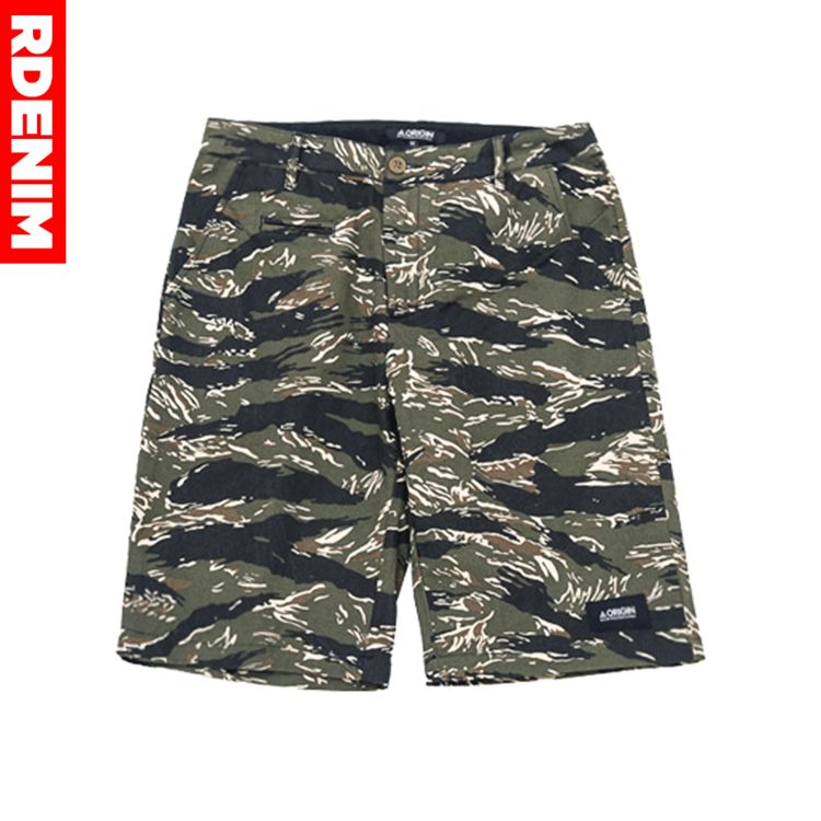2019 Famous Brand Cargo Shorts Men Quality Sale Casual Camouflage Summer Clothing Cotton Male Fashion Army Shorts Men #RDAB8
