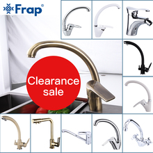 Basin Tap Faucet Kitchen-Mixer Frap Rotatable Single-Handle Cold-Water Hot for 360-Degree