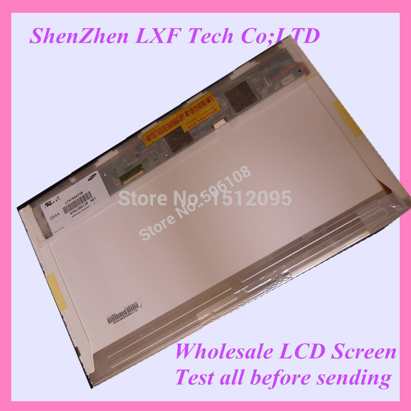 LTN160AT06 HSD160PHW1 16.0 Laptop LCD Display Panel For ASUS N61VG N61J X66IC