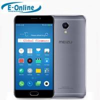 Original Meizu M5 Note Helio P10 Octa Core Global Firmware Mobile Phone 3GB RAM 16/32GB ROM Fingerprint ID 4000mAh Battery