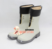 Tsukiuta Six Gravity Uduki Arata Adult Halloween Cosplay Shoes Boots X002
