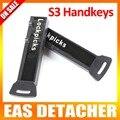 Черный TR48 S3 Handkey EAS Показать Крюк Вешалки Выжимной Магнитный Безопасности Detacher