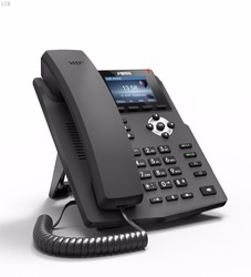 Multi-language VOIP Color Screen Phone 2 SIP Lines IP Phone With HD Voice Smart Enterprise IP Phones For Desktop Wall Mount