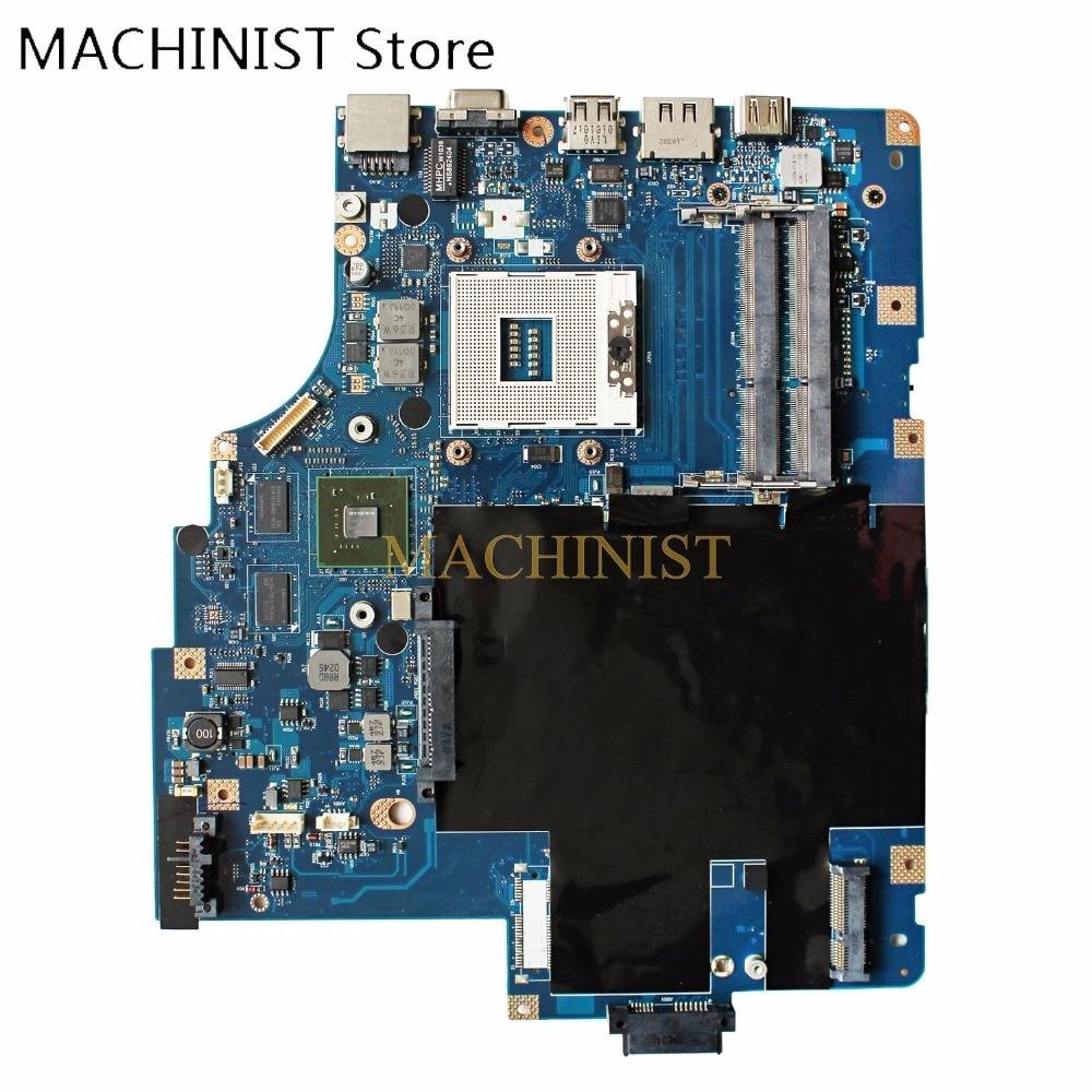 Original For Lenovo G560 REV 1.0 LA 5752p laptop notebook motherboard DDR3 HM55 HDMI