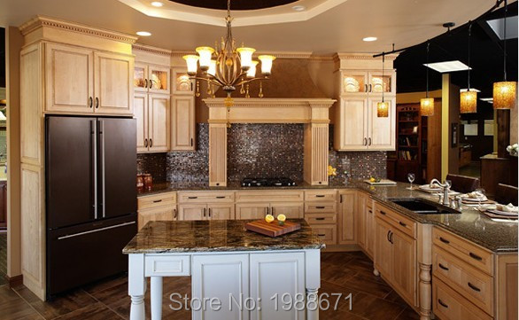 competitive price wooden kitchen cabinets design with island marble top 10 10 kitchen made in china in kitchen cabinets from home improvement on rh aliexpress com top 10 kitchen cabinet review top 10 kitchen cabinet brands