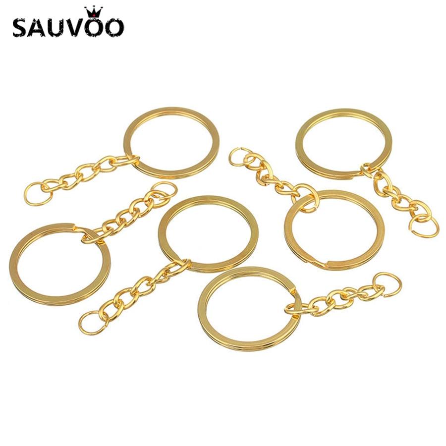New Arrivals 5pcs/lot Gold Rhodium Antique Bronze Color 28mm Key - Fashion Jewelry - Photo 3