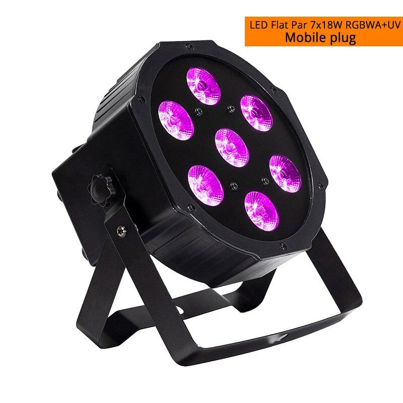 LED Par 7x18W 6IN1