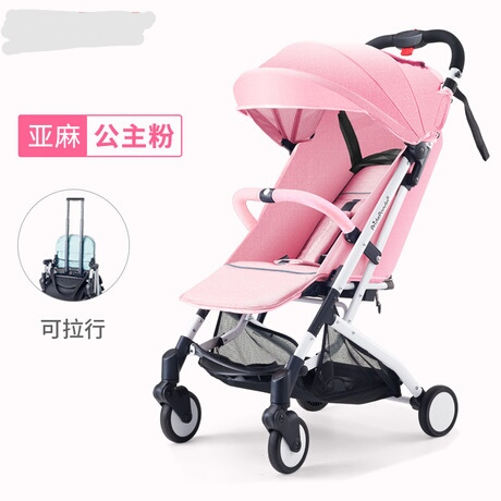 Lightweight Stroller Baby Folding Portable Put On Plane Travel Neonato Beach Cart 3c Quality High End Fashion In From
