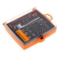 JM 6118 Torx Socket Set Ratchet Handle Screwdriver Kit Tools Box Mobile Phone Repair Tool
