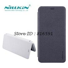 Meizu M5S Cas (5.2 pouce) NILLKIN Étincelle Série Flip Cover Étui En Cuir PU pour Meizu M5S Mini