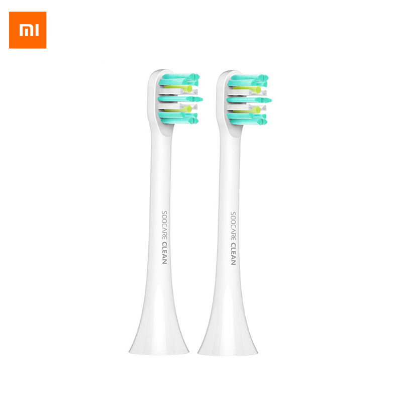 Xiaomi Soocare X3 Smart Bluetooth Remote Wireless Charge Waterproof Acoustic WaveTooth Sonic Toothbrush Heads White Anad