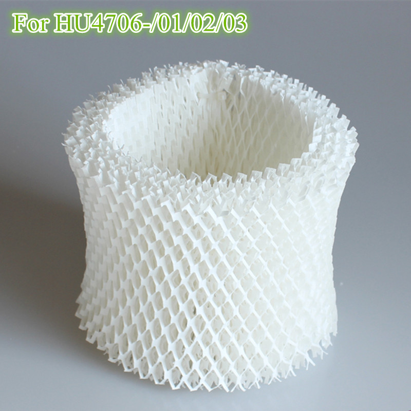 2 pieces/lot HU4136 humidifier filters,Filter bacteria and scale,For Philips HU4706-01 HU4706-02 HU4706-03 10 pieces lot 8mm 64mm humidifiers filters can be cut cotton swab for air humidifier