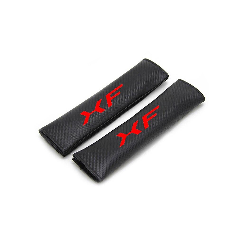 Auto Sitz G/ürtel Sicherheit Schulter Gurt Schutz Pad Kissen Startseite Pads 2Pcs Auto Gurtpolster Schutz Abdeckungen f/ür Jaguar Xf