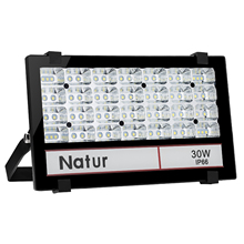 220V LED FloodLigh 30W 50W 100W  200W Led Floodlight Square Waterproof IP65 Professional Lighting Lamp Outdoor led spotlight