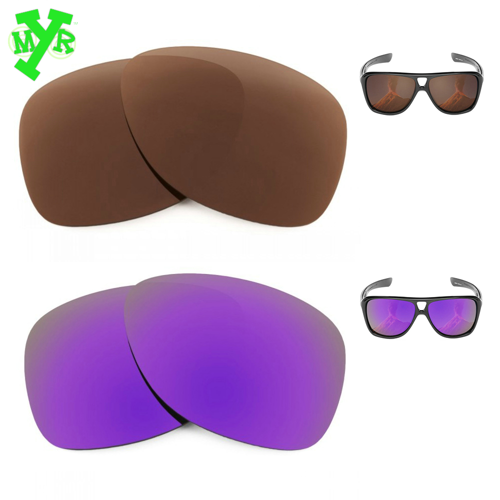 9a472d08d1 Mry bronce marrón y Plasma púrpura 2 par polarizadas lentes de reemplazo  para OAKLEY gafas de sol 2 marco en Disfraces de cine de La novedad y de  uso ...
