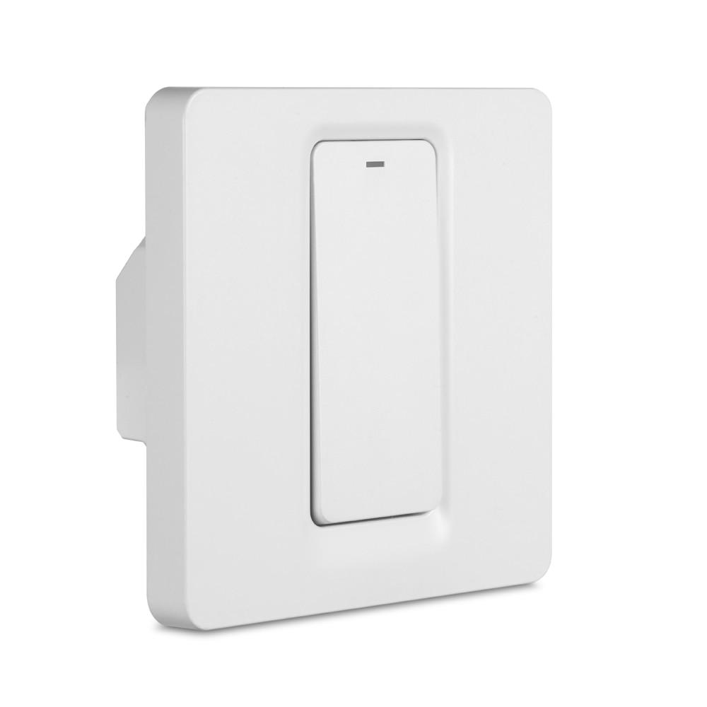 Tuya Smart life app Control WiFi Light 86 EU Button Switch Support Alexa  Google Home