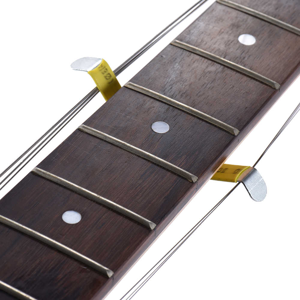 Guitar String Separator Luthier Frets Polish Strings Metal Separate Tool for Folk Classic Acoustic Electric Guitars
