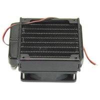 80mm Aluminum Computer Radiator Water Cooling Cooler For Computer Chip CPU GPU VGA