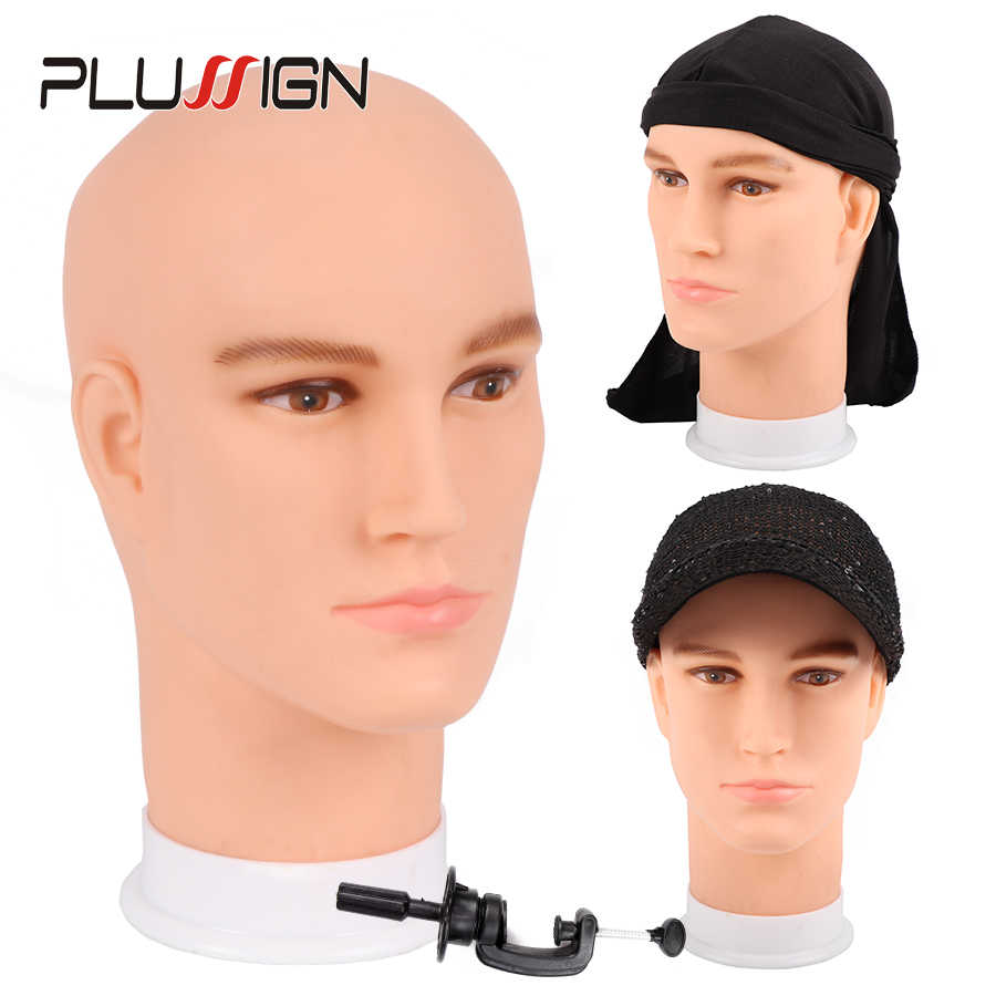 2020 Hot!!Male Head Model Dummy Hat Scarf Head Mannequin Men Male Face For Hat Glasses Display Model Two Color Available