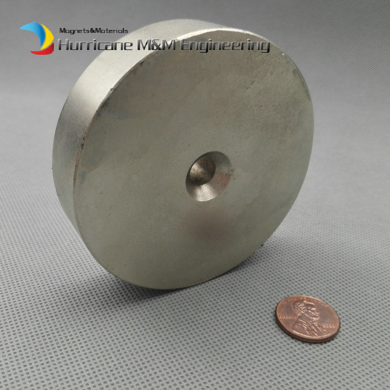 Lifting Magnet Dia 80x20 mm Magnetic Pot with ring Strong Magnet Stainless Steel Pot Neodymium Permanent Magnets NiCuNi