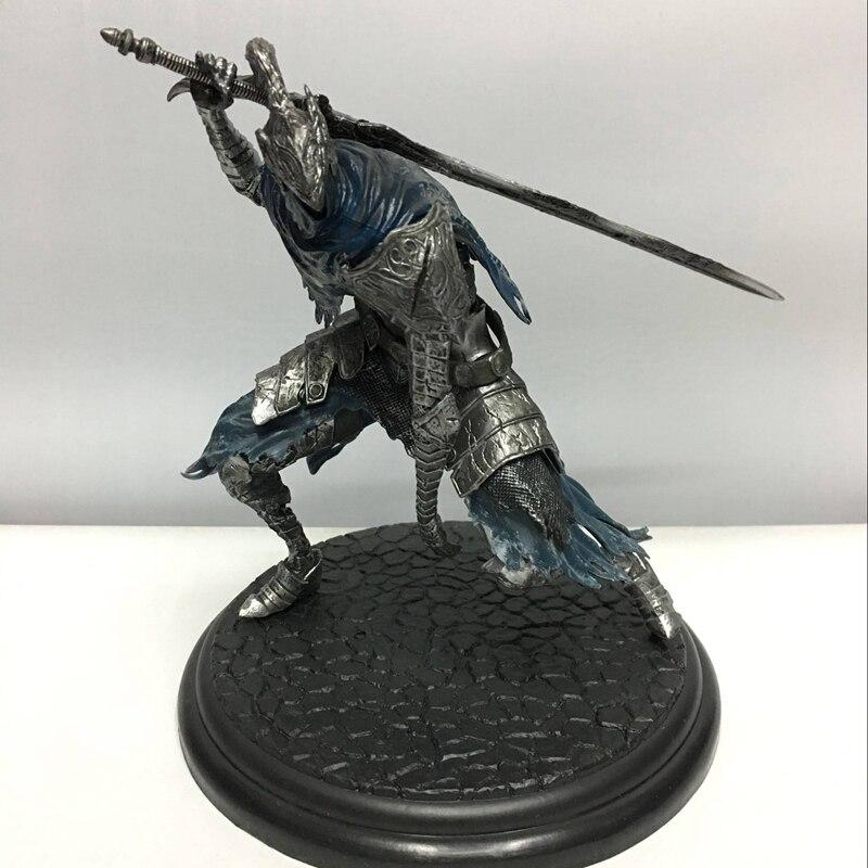 18cm Game Dark Souls Faraam Knight Artorias The Abysswalker Cartoon Toy Action Figure Model Gift dark souls prepare to die
